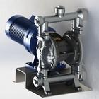 GODO OEM Lubrication free electric operated diaphragm pump