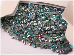 hot fix rhinestone ss20 crystal ab for decoration