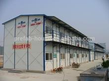 Light steel economical modular prefab house
