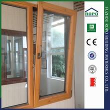 Good quality and reasonable price powder coated Tilt and turn Aluminium window