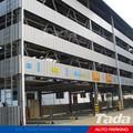 Psh estructura de acero de aparcamiento área / inteligente sistema de auto estacionarse / stacker car sistema de aparcamiento para proyecto y de construcción