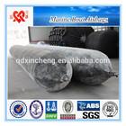 SGS certification Diameter 1.8m Length 20m inflatable rubber pontoon,marine boat airbag