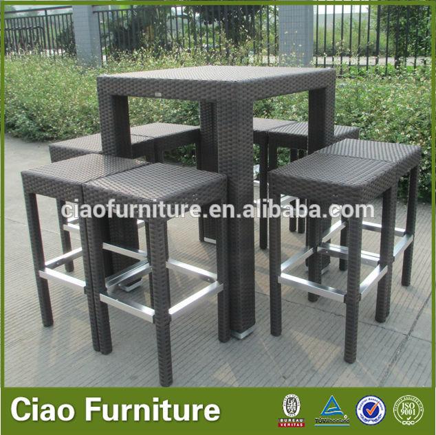 Rattan Bar Furniture Cheap Outdoor Bar Sets Buy Cheap Outdoor Bar Sets Chea