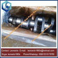 high quality crankshaft for KOMATSU 4D94