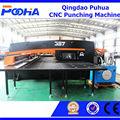 el comercio alibaba de garantía de producto de la fábrica de la prensa hidráulica del cnc del volante sacador de la torrecilla de la máquina