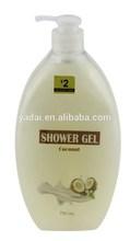 Airyspring Newly-designed body wash shower gel 25.36Fl.oz (750ml )