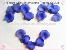Purple color confetti, wedding rose petal confetti, party event confetti