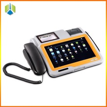 High Quality exclusive LCD display android smart pos equipment--039A
