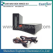 china supplier GPS BOX Wince 6.0 for KENWOOD head unit