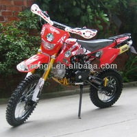 Top sale guaranteed quality 125 4 stroke dirt bike for sale