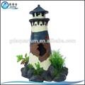 القلعة نموذجا ac-085 الايكولوجية-- ودية أحواض و زينة نوع زخرفة حوض للأسماك