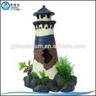 AC-085 Castle model Eco-Friendly Aquariums & Accessories Type decoration of fish tank