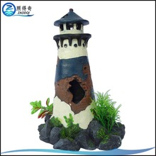 AC-085 Castle model Eco-Friendly Aquariums & Accessories Type decoration of fish tank