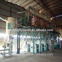 maize processing machine/For making fufu ugali and sadza Corn Mill Machine