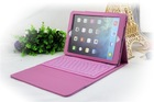 Mobile phone case Tablet Leather Keyboard Case Wireless Bluetooth Keyboard Case for iPad 2/3/4 Air 2