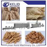 high quality soya chunk making machine