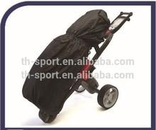 Golf trolley cart bag rain cover