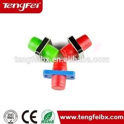 SC/LC/ST/FC multimode single mode fiber optical adapter