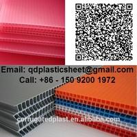 4x8 Corrugated Plastic Coroplast Polypropylene Sheet