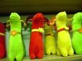 De la felpa, Super suave velboa Material y la costumbre de colores de cabra de animales de juguete