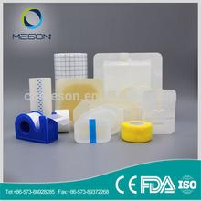 amostra grátis macio estéril curativo adesivo aspirador médica