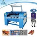 no metálicos co2 melamina mdf grabado láser de corte de la máquina barato el precio de fábrica