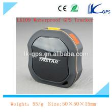 New Protable factory tkstar model LK109 waterproof small gps tracker for cat, kids, elderly, car, pet, asset