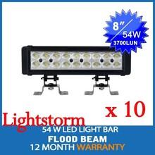 New Promotion 12v 3w led light bar off road led driving light bar 4x4