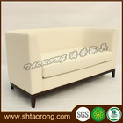New design fabric two seat european style chaise lounge SO-458