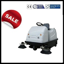 SDK1800 CE parking lot sweeper for sale,rotating sweeper,mini sweeper