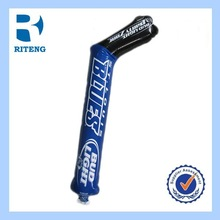 custom promotional inflatable hockey field stick/cheering stick