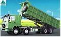 HOWO76 Cabina de 2 plazas litera vehículo de motor con amortiguador proveedor de Sinotruk