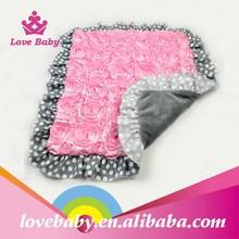 Fleece baby soft handmade blanket LBS5013101