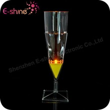 China Manufacture Hotsale Glowing Led Champagne Cup