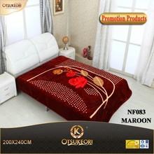 warp and weft wholesale 5.0kgx200x240cm cheap blankets promotion activity Korean style