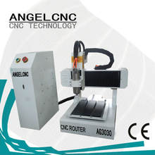 cnc machine price in india desktop AG 3030 cnc router operator