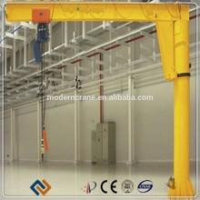 china Hydraulic mobile floor crane