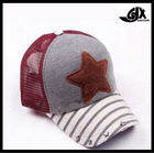 Cheap new arrival outline in 3d embroidery baseball cap