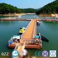 rutschhemmende Oberfläche beste qualität schwimmende anlegestelle