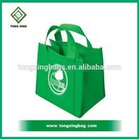 Cheap Custom Printed PP Non Woven Tote Bag