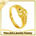cobre indian anéis de noivado de ouro
