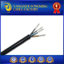 4 cores medical equipment use XLPE Cable