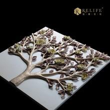 2015 Fashion Creative Modern Abstract Tree Acrylic Painting