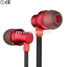 2015 Stylish OEM/ODM earphone, silicone earphone rubber cover