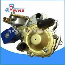 Del automóvil sistema de inyección secuencial at07 oem auto regulador de gas/de glp de gas regulador de presión reductor