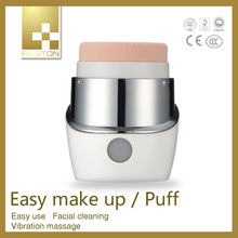 High Quality Professional electric facial makeup power puff Handheld Beauty Personal Care