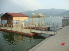 extreme durability floating house for sale