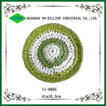 New arrival! Hot woven cheap paper drink coasters
