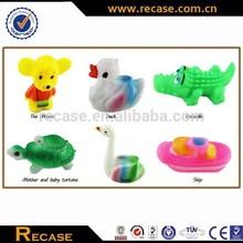 Customize DIY animal figure vinyl toy