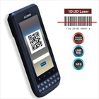 hot sale android pda phone with barcode scanner and rfid reader